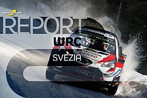 Motorsport Report WRC: in Svezia Tanak sfrutta il potenziale della Yaris. Ogier, ma che ti succede?