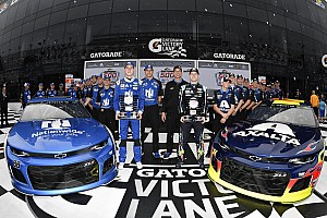 Gallery: Daytona 500 starting lineup in pictures