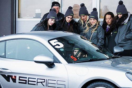 W-Series: Diese 28 Fahrerinnen sind in der engeren Wahl