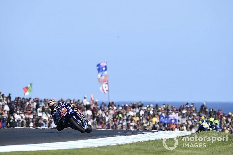 [MotoGP] 罗西:维纳莱斯的胜利对雅马哈没有太多改善