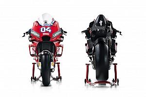 【ギャラリー】ドゥカティ2019年仕様MotoGPマシンカラーリング、全アングル