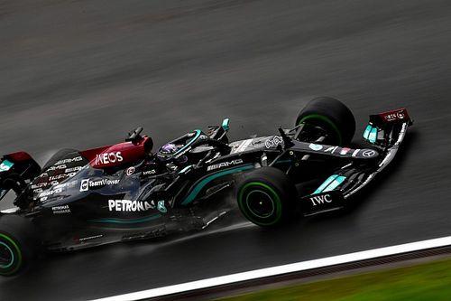 """Wolff: Mercedes """"kan leven"""" met puntenverlies Hamilton in Turkije"""