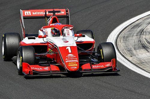 فورمولا 3: هوغر يحسم اللقب وسارجينت يفوز بالسباق الأول في سوتشي
