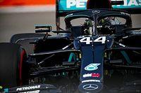 La grille de départ du Grand Prix de Russie 2020