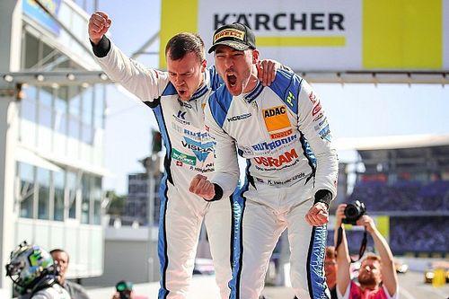 Patric Niederhauser sacré champion ADAC GT Masters!