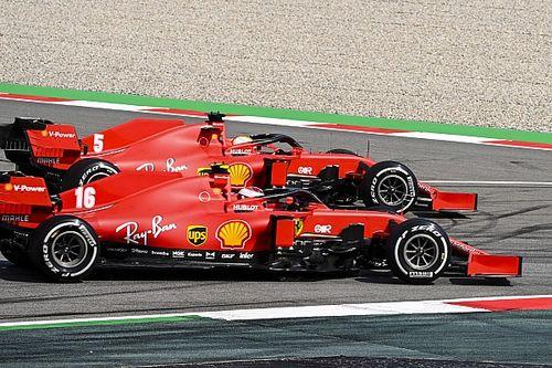 F1: el duelo entre compañeros en clasificación tras España