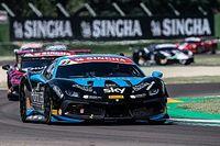 Ferrari Challenge Europe: Tabacchi e Kirchmayr sbancano Imola