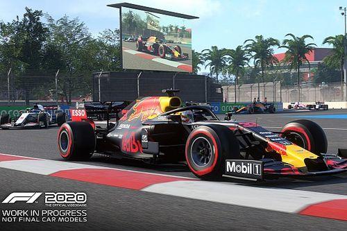 """F1 2020 oyununda """"en kötü"""" motor üreticisi Honda, """"en iyisi"""" Ferrari olacak"""