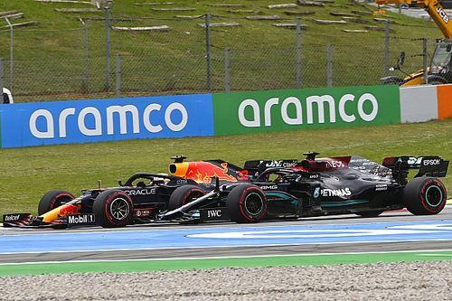 """Verstappen cree que fue """"presa fácil"""" contra Hamilton en España"""
