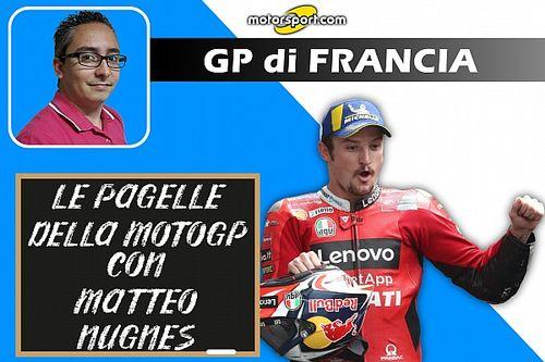 Pagelle MotoGP: Miller perfetto, Mir cambia moto senza moto