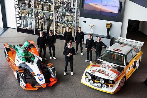 Peterhansel, Sainz en Ekström met Audi naar Dakar Rally
