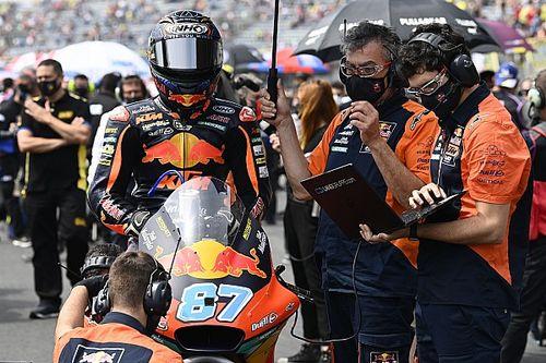 Remy Gardner, un líder imperturbable de Moto2