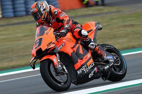 Petrucci lidera en Le Mans un warm up con lluvia