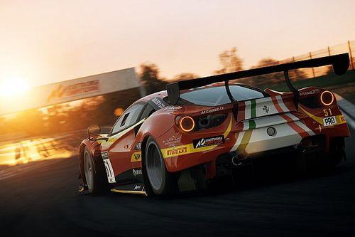 Assetto Corsa Competizione Jadi Gim Resmi British GT Esports 2021