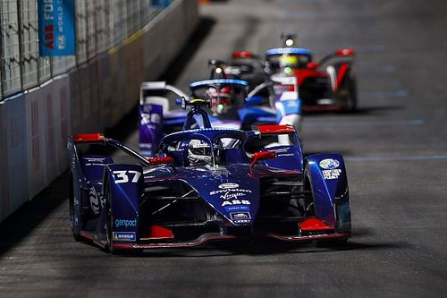 Cassidy exceeded expectations on debut FE weekend