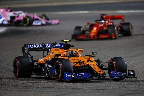 McLaren estará atento a Ferrari y Aston, pero no son su objetivo