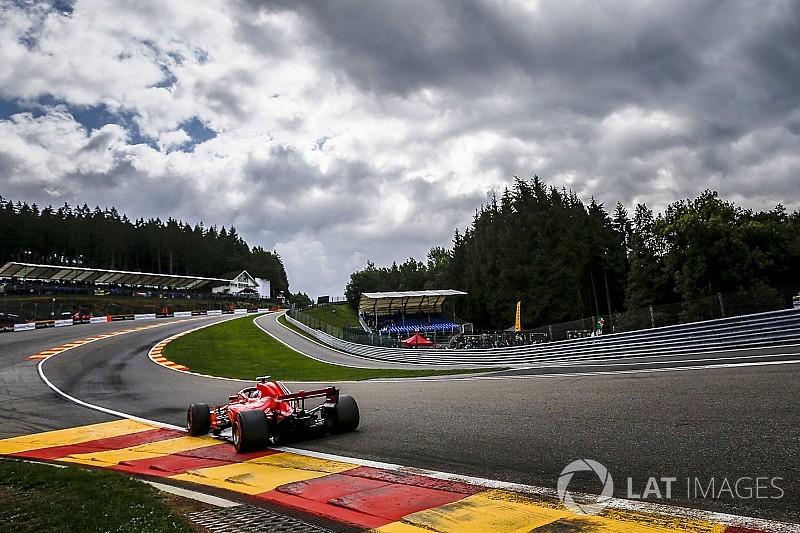 Онлайн. Гран При Бельгии: гонка