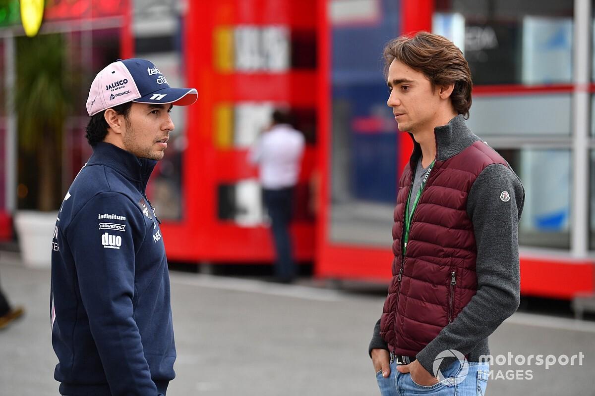 Pérez, sobre los rumores de McLaren: