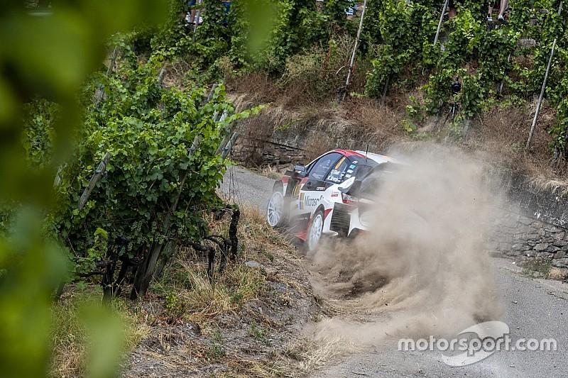 Tanak selló la victoria en el Rally de Alemania