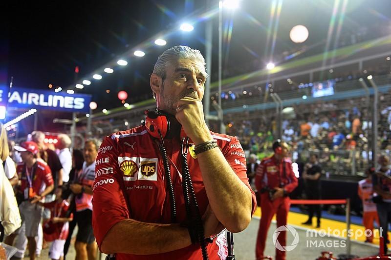 """Brundle : """"Des choses clochaient"""" chez Ferrari sous Arrivabene - Motorsport.com"""
