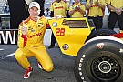 IndyCar Sonoma: Hunter-Reay pakt pole, O'Ward imponeert