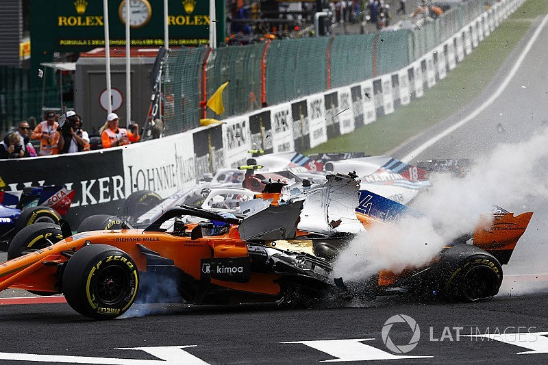 安全性を確保しなければ、F1が禁止されるかも……FIA会長が危惧