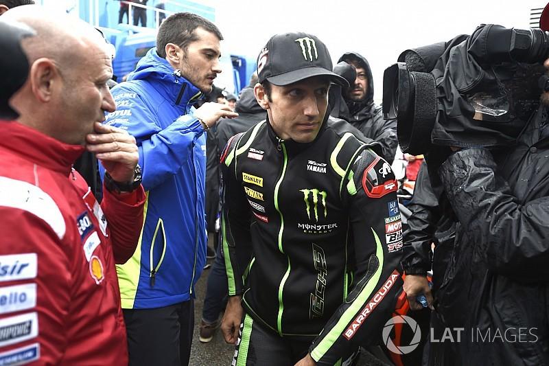 MOTO GP GRAND PRIX D'ITALIE DE MISANO 2018 Johann-zarco-monster-yamaha-te