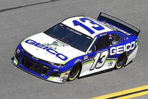 Ty Dillon leads first Daytona 500 practice, topping 203mph