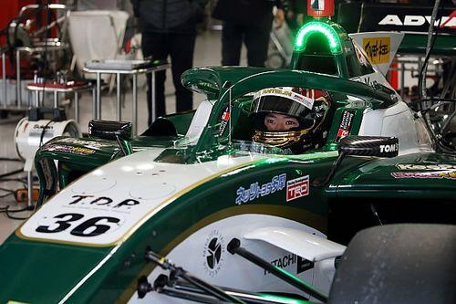Toyota calls up Super Formula rookies to race at Okayama