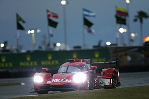IMSA Race report Daytona 24 Hours: Hr8 - Action Express Cadillac goes behind the wall