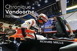 Formule 1 Chronique Chronique Vandoorne - Être la quatrième force à Singapour