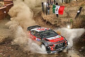 WRC Etappenbericht WRC Rallye Mexiko: Kris Meeke nach verkürzter Etappe 1 in Führung