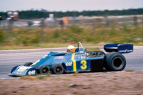 Így festene a Tyrrell legendás 6 kerekű autója 2021-es kasztnin! (kép)
