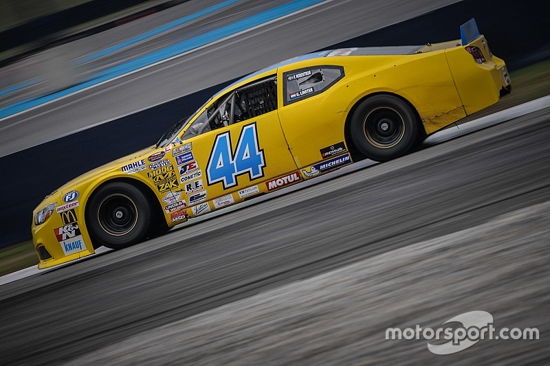 NASCAR adventure: Gil Linster plans starts in the US in 2019