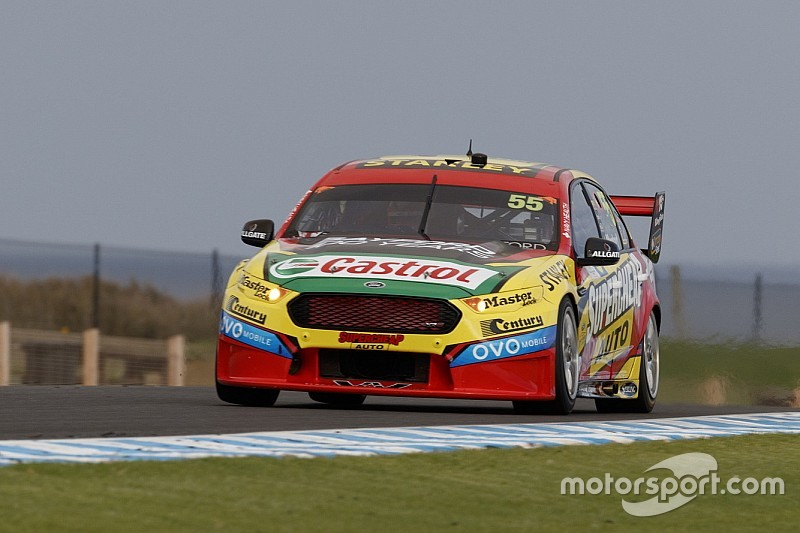 Phillip Island Supercars: Mostert smashes practice record