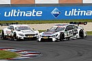 DTM Blomqvist's DTM season