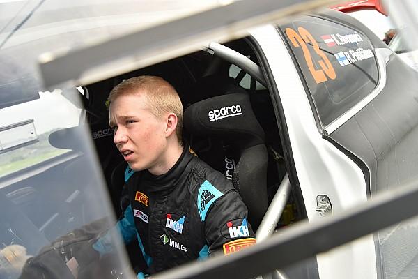 WRC News 16-Jähriger Nachwuchspilot vor Einstieg in die WRC 2018?