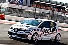 Clio Cup Italia Nicola Rinaldi