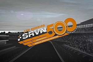 Videogames Special feature Live simrace: SRVN 500 op de Indianapolis Motor Speedway