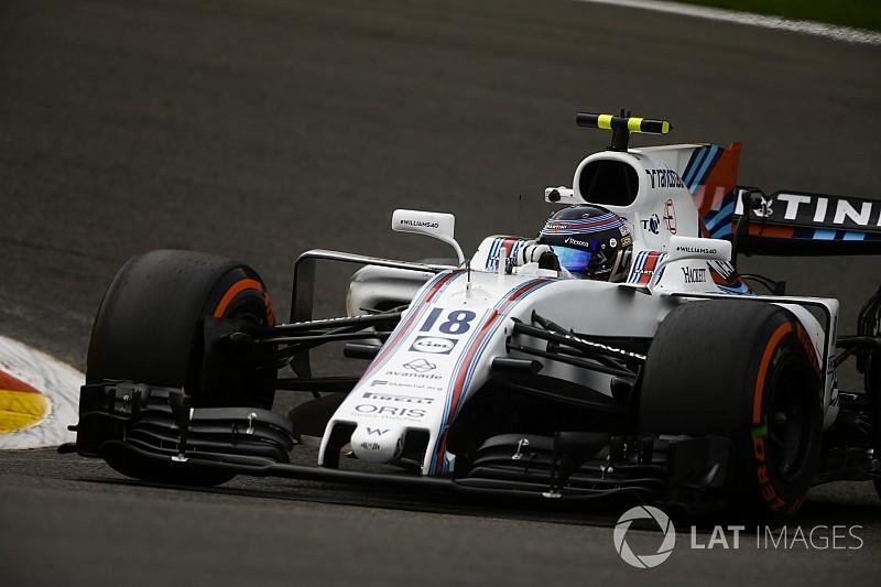 Williams é multada após atraso de procedimento com pneus