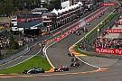 Formel 1 2017 in Spa: Rennergebnis
