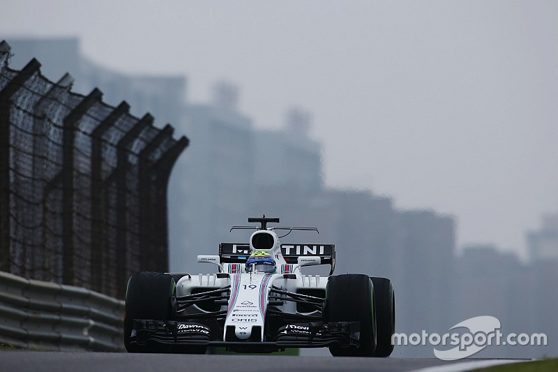 Williams n'a pas pris les meilleures décisions stratégiques en Chine