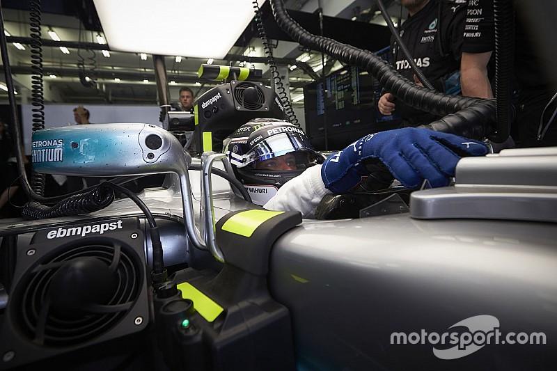 У Mercedes не очікували на фінальне прискорення від Боттаса