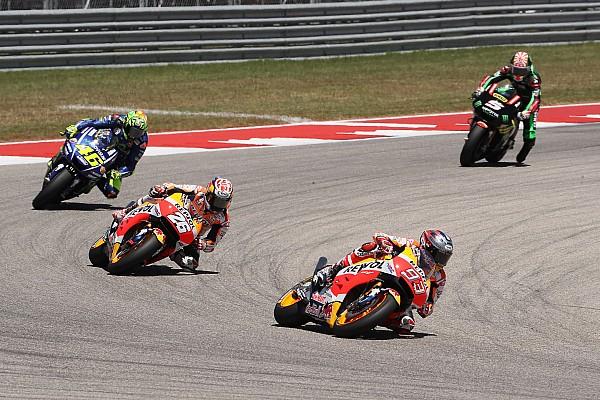 MotoGP Márquez defiende a Zarco de las criticas de Rossi