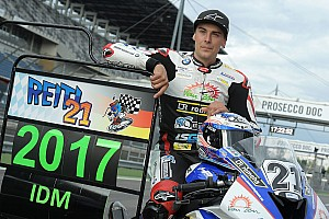 Superbike IDM Interview Markus Reiterberger:
