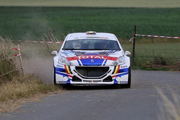 Ypres Rally: Abbring gana en un épico duelo con Bouffier