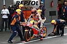 MotoGP Маркес перестал рассчитывать на обновления Honda