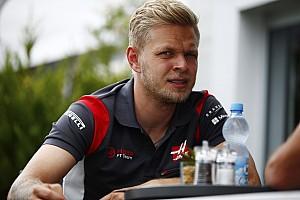 Formula 1 Son dakika Magnussen: Grosjean Button'dan daha hızlı fakat istikrarsız