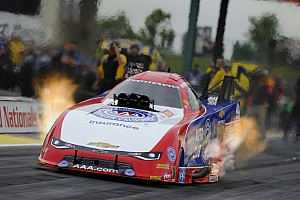 NHRA Qualifying report B. Force, Hight, Anderson and Tonglet secure No. 1 qualifiers at Route 66 Nationals