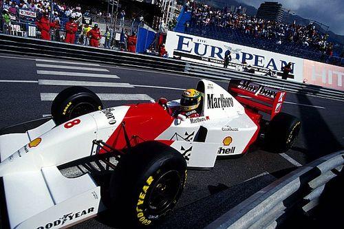 Por R$ 18 milhões, Bernie compra McLaren de Senna em leilão